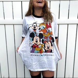Oversized Florida Mickey & Friends T-shirt
